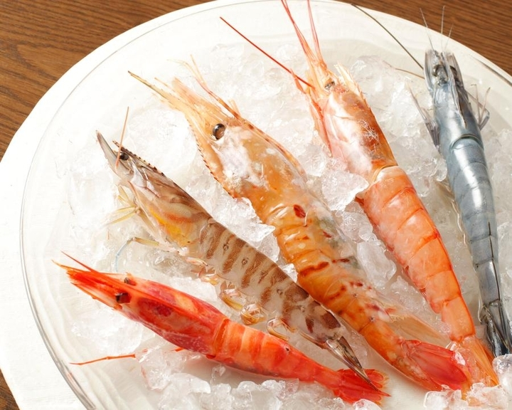 世界の海老食べ比べ 5種.jpg